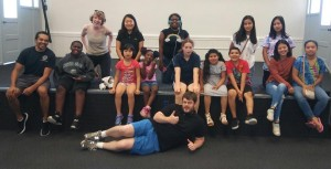 Youth Drama and Improv Camp August 2018